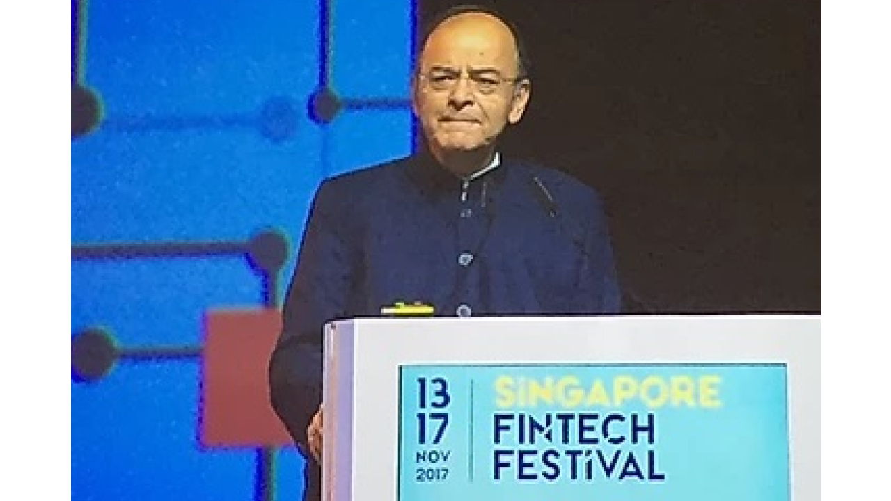 Singapore Fintech Festival – The shifting world of payments with Jaitley - Pandit - Hinrikus